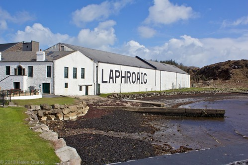 Laphroaig Distillery, Islay