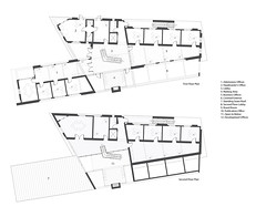 Building_Plans (CSondi) Tags: school building architecture design architectural institute middle administration pratt eaglebrook