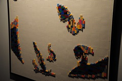 The Art of the Brick (hao.chao) Tags: sculpture lego taiwan exhibition taipei   nikond90 nathansawaya