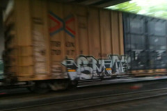 smut (MA5OCRE) Tags: train graffiti graff freight smut mfg