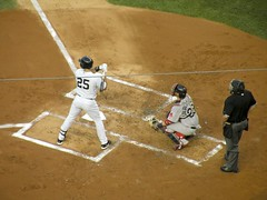 Mark Teixeira, New York Yankees (MattBritt00) Tags: nyc newyorkcity ny newyork rivalry sports boston al baseball stadium bronx sox redsox borough catcher yankees yankeestadium ballpark yanks mlb umpire jarrodsaltalamacchia americanleague bronxbombers majorleaguebaseball markteixeira