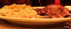Roasters :) (seeam khan) Tags: food chicken canon eos restaurant tasty bbq grill delicious dhaka rogers kenny roasters gulshan 1100d seeam