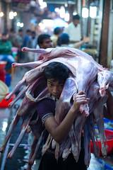 Lamb boy (MillSmiles) Tags: street travel india photography nikon market lamb d600