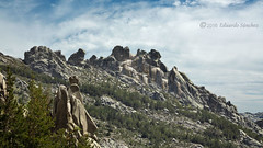Pedriza (Edu.San.) Tags: lapedriza riscos nubes naturaleza sierraguadarrama madrid espaa