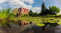 Villa Hamilton, Wrlitzer Park (SaschaHaaseFotografie) Tags: architecture reflections germany deutschland sachsen anhalt architektur reflektionen wrlitzerpark villahamilton