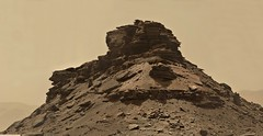 'Butte'-iful Mars (PaulH51) Tags: nasajplcaltechmsss curiosityrover msl mars planetmars nasa jpl caltech galecrater lewisandclarktrail science exploration discovery geology rocks murraybuttes rightmastcamera malinspacesciencesystems mosaic aeolianlandscape landscape