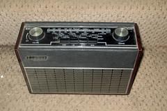 Aristocrat (roger.cook6@btinternet.com) Tags: receiver radio transistor hacker aristocrat
