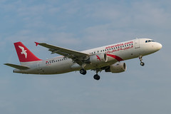 Air Arabia / A320 / CN-NMI / EBBR 25L (_Wouter Cooremans) Tags: ebbr bru brusselsairport zaventem spotting spotter avgeek aviation airplanespotting air arabia a320 cnnmi 25l airarabia