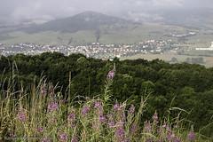 chsenberg bei Snna/Thringen (Kurt Hollstein) Tags: chsenberg panorama aussichtspunkt outdoor gipfel kreuz