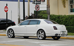 Mansory Bentley Continental Flying Spur Speed (SPV Automotive) Tags: mansory bentley continental flying spur sedan exotic sports car tuner white