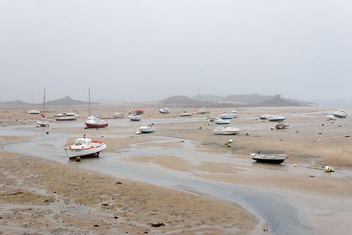 Port à Pleumeur-Bodou