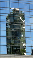 Riflessi Milanesi (Dado 51) Tags: italiy milano boscoverticale torre grattacielo