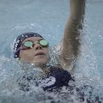 CHS Ladies Swim Team vs Dorman HS 9-6-2016 (EAW)