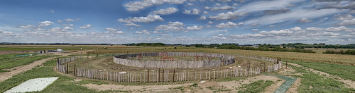 Kreisgrabenanlage von Pömmelte 2016