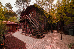 Kadir's Tree House (photojective) Tags: samyang14mm antalya olimpos