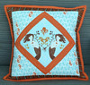 Mermiads Pillow (alidiza) Tags: mendocino heatherross patchwork quilt
