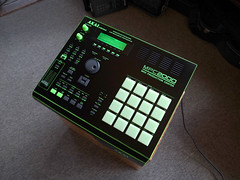 _0040174 (ghostinmpc) Tags: akai mpc2000 ghostinmpc custommpc 16pads