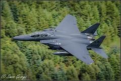 F15E 494th FS Thud-Flight-5 (simon_x_george) Tags: 2016lfa7bluebell mcdonnell douglas boeing f15 f15e strike eagle 48thfw 494th 494 fs lakenheath aviation military jet lowfly low level lfa7 thud