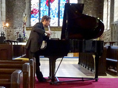 Chris Conway - piano concert (unclechristo) Tags: chris conway chrisconway piano