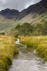 From Lake Buttermere (teamyam) Tags: outdoor water mountainside landscape warnscalebeck haystacksmountain lakedistrict buttermere lakebuttermere