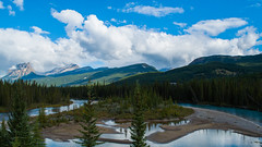 DSC_0021 (Adrian De Lisle) Tags: banffnationalpark banff mountains bowriver