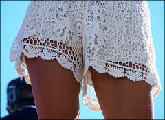 Dentelle Bigoudne - Breton lace (Phoebus58) Tags: bretagne brittany breizh bzh dentelle lace jupe dress short femme lady woman girl