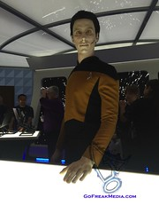 Star Trek  convention 2016-2 (GoFreak Media) Tags: lasvegas startrek star trek convention gofreakmedia data spock klingon thenextgeneration kirk jonjonthephenomenon