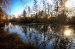 Vallee se la Somme picardie France ( photopade (Nikonist)) Tags: picardie paysage etangs nikond300 nikon mac coucherdesoleil couleurs soleil sommepicardie somme