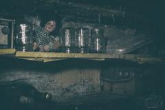 Cellar Dolly (CJ Schmit) Tags: wwwcjschmitcom 5dmarkiii canon canon5dmarkiii cjschmit cjschmitphotography canonef28135mmf3556isusm photographermilwaukee milwaukeephotographer photographerwisconsin creepy dolls dark jars ball fruitcellar shelves rot decay crumbling olddoll toy helloween halloween evil sinister basement canon430exspeedlite nikanalogefex2 canningjars wauwatosa wisconsin