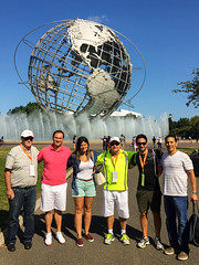 US-Open-2016-33 (fabergtourexperience) Tags: usopen tennis new york usa arthur ashe stadium stanislaswawrinka stan wawrinka novakdjokovic djokovic experience sporting events sunset sunny day