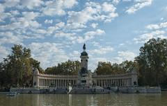 Retiro (Pat Celta) Tags: nikon d70 1801400 2016 madrid octubre otoo viajes trip