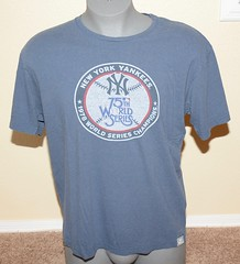NY Yankees 1978 champs (itstayedinvegas-4) Tags: newyorkyankees graphicteeshirts bronxbombers baseball mlb americanleague