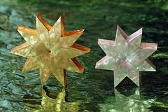 Noria Star (Aldos Marcell) (De Rode Olifant) Tags: origami noriastar paper modular star marjansmeijsters tutorial mettepederson ernestodelriojimnez rectangle evanzodl aldosmarcell paperfolding