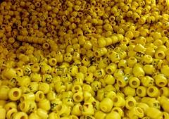 Lego heads (Jef Poskanzer) Tags: lego heads minifig legostore geotagged geo:lat=3778471 geo:lon=12240626 t