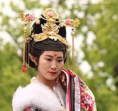 Dama Cinese 2016 (francescociccotti1) Tags: costumi cina tradizioni abiti trucchi