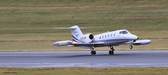 D-CFOR Gates Learjet 35A   J78A0194 (M0JRA) Tags: birmingham airport bhx egbb planes dcfor gates learjet 35a aircraft flying jets
