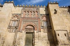 Crdoba - Mosque Cathedral detail (JOAO DE BARROS) Tags: mosque cathedral spain crdoba joo barros monument architecture