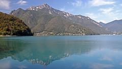 Lake Ledro - Brescia and Garda Prealps (ab.130722jvkz) Tags: italy trentino alps easternalps bresciaandgardaprealps lakes
