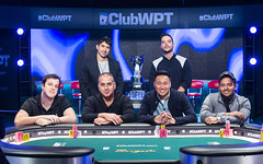 Final Table Players (World Poker Tour) Tags: worldpokertour wpt maintour wptborgatapokeropen season20162017 borgatahotelcasinospa atlanticcity nj usa