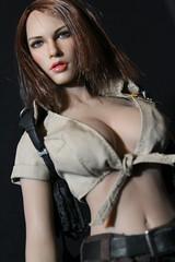 Phicen kitbash (kengofett) Tags: phicen verycool female shooter 16 kitbash figure
