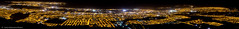 Panoramica desde CG (Vitokoooo!) Tags: brown city serena coquimbo chile ciudad longexpo 50mm panoramica casas edificios oceano cruz milenio noche nocturna zoom gigapan canon