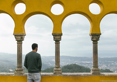 Castelo da Pena (Manuel Fernndez.) Tags: canon eos 6d portugal sintra photography fotografa daylight luz light trip viaje colores colors landscape paisaje sky cielo