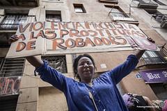 2016_10_07_PutasIndignadas_RoberAstorgano_2 (Fotomovimiento) Tags: putasindignadas prostitución persecuciónpolicial represión raval barcelona fotomovimiento