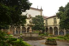 Colours of a rainny day (Pedro Nuno Caetano) Tags: portugal braga mosteirodesmartinhodetibes monastery