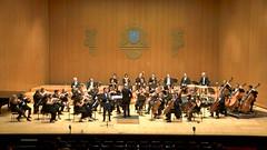 Artur Carballo con la Real Filharmonía Galicia