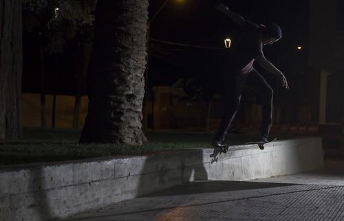 Flip Back Tailslide - Night Sesh
