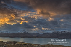 Torridon Blues (Shuggie!!) Tags: clouds hdr highlands hills landscape morninglight mountains scotland skyscape snow sunrise torridon westerross zenfolio karl williams karlwilliams