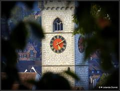 Kirche St. Johann (Stadt Schaffhausen) (Jolanda Donn) Tags: kirchestjohannstadtschaffhausen kirche gotteshaus evangelischekirche sakralbau architektur gotisch gotischerbaustil kantonschaffhausen schweiz oktober oktober2016 12102016 nikoncoolpixp900