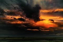 God bless you... (Alvin Harp) Tags: williams california october 2016 greatsunset sunset stormclouds stormy ominous naturesbeauty nature sonyilce7rm2 sony fe41635zaoss alvinharp