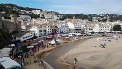 Tossa de Mar, Catalua spain (Deyis astudillo) Tags: tossademar catalonia catalunya catalua espaa spain costabrava